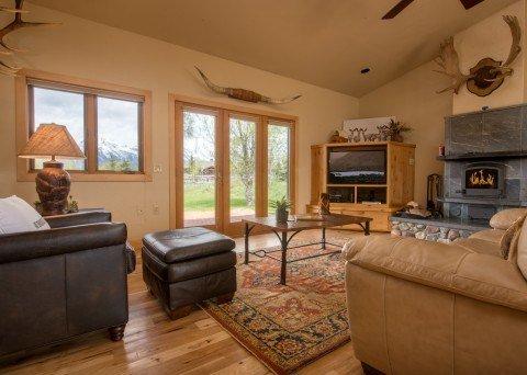 grand teton cabin rentals