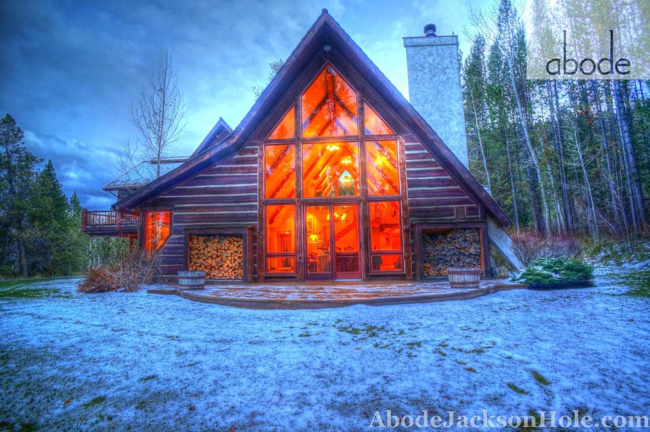 range-5 cabin from abode