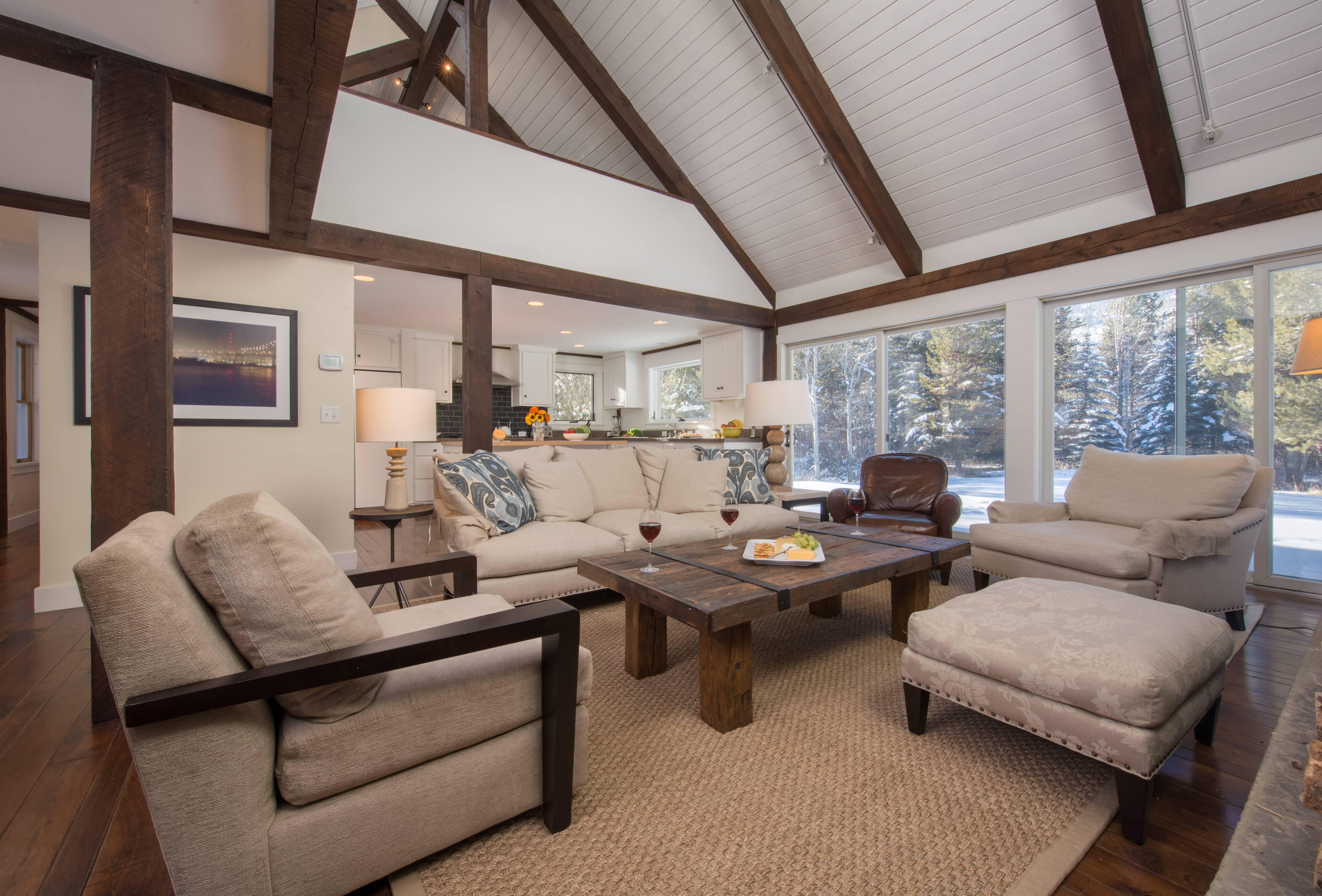the aspens jackson hole luxury home
