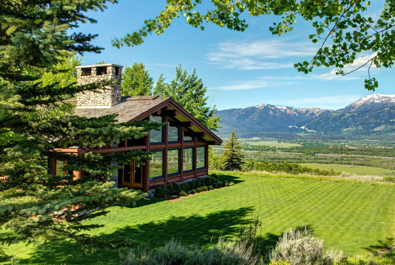 Abode at Gros Ventre