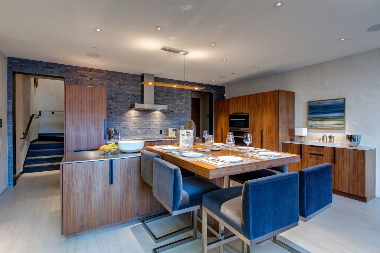 Kitchen, Dining & Living Area | Level 2 | Abode at Gold Coast A