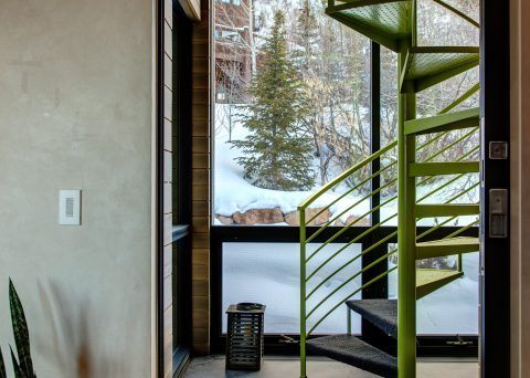 "Abode at Mule Haus | Located on the coveted ""Gold Coast"" of Park City. One of approximately 22 true ski-in/ski-out properties on Woodside Avenue in Park City's Old Town."