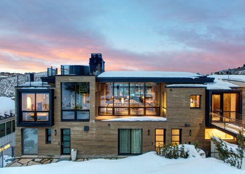 """Abode at Mule Haus 