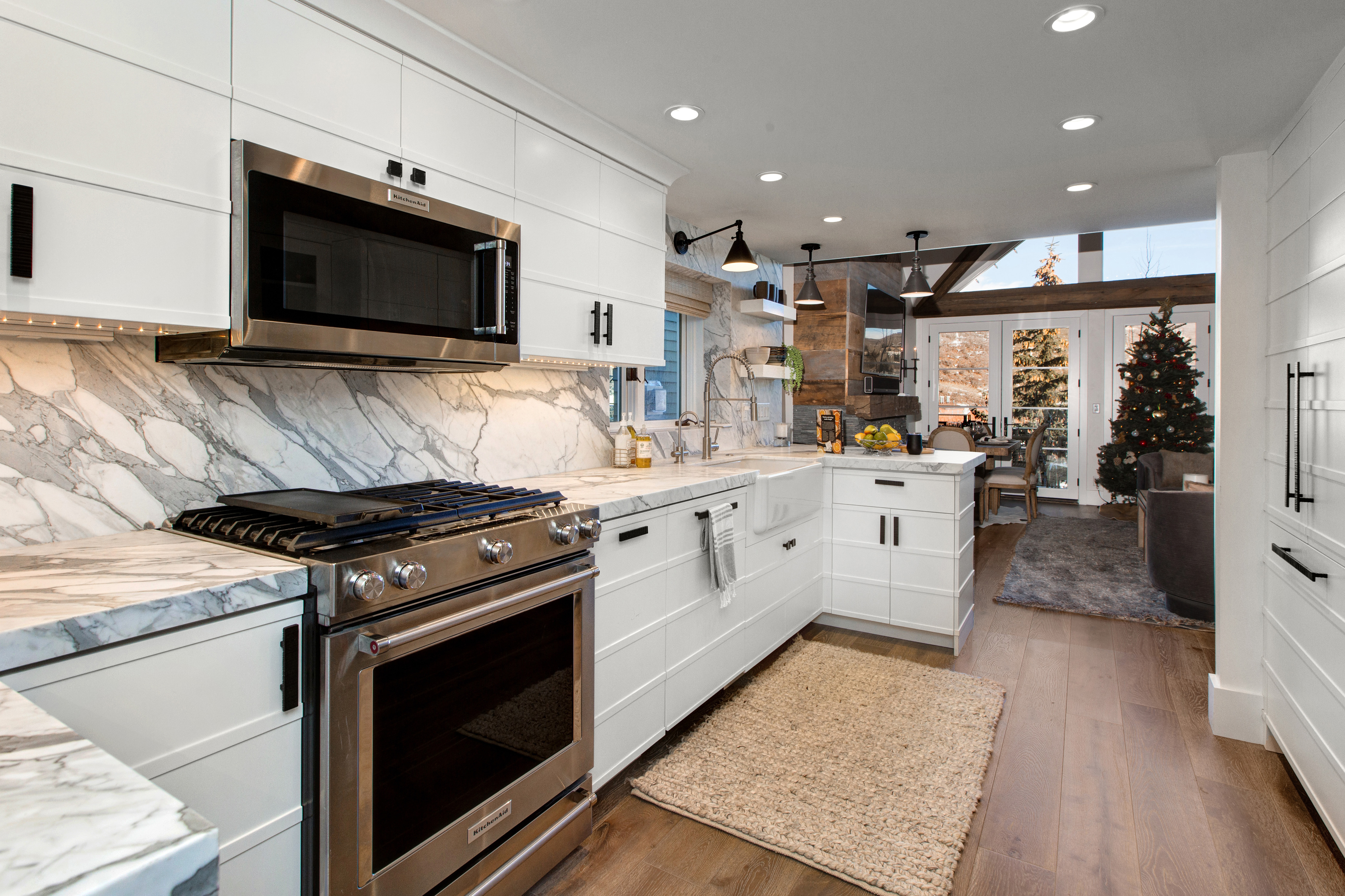 Abode Luxury Vacation Rentals Park City Utah Old Town Winter Lily