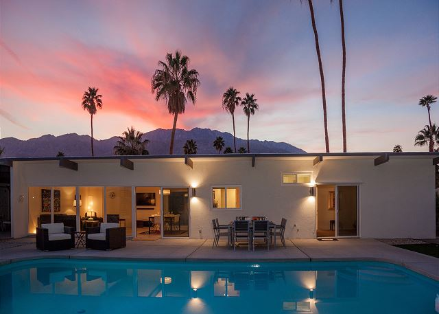 Simply Alexander - Awesome Pool Area - Palm Springs Mid Century Modern Vacation Home by Acme House Co.