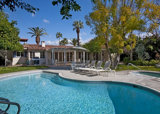 The Dorothy Lamour Estate, Palm Springs