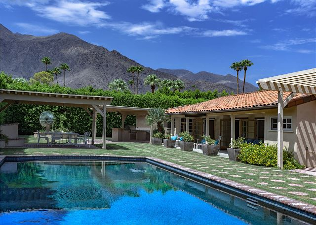 The Sol Lesser Estate, Palm Springs - Palm Springs Vacation Homes