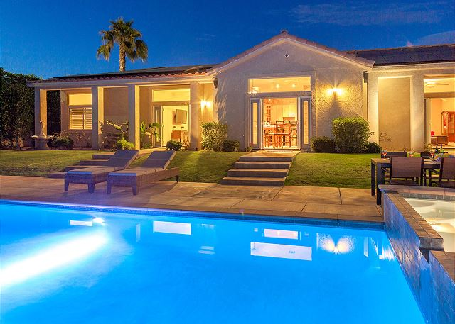 Coachella Festival: 11 Great Vacation Homes To Rent.