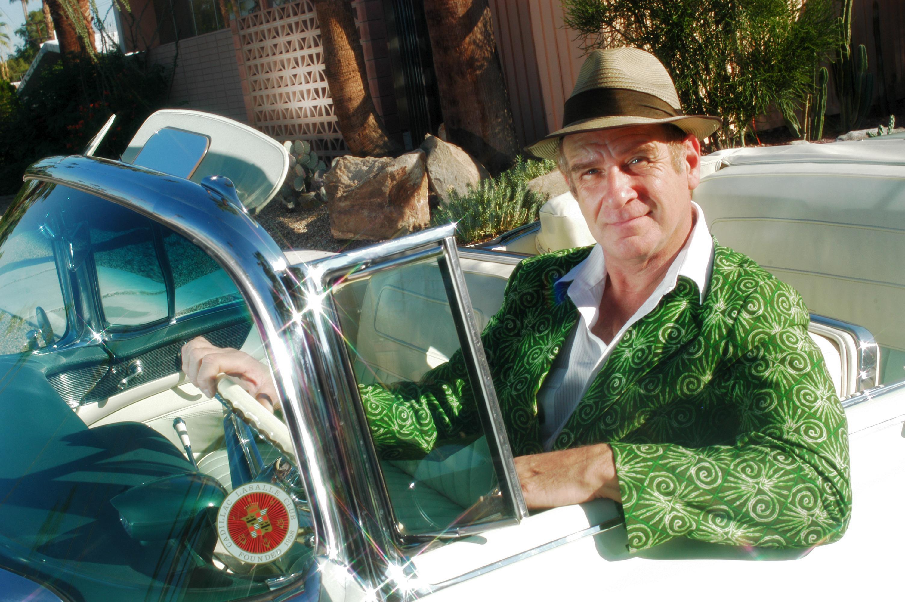 Ronert Imber of Palm Springs Modern Tours