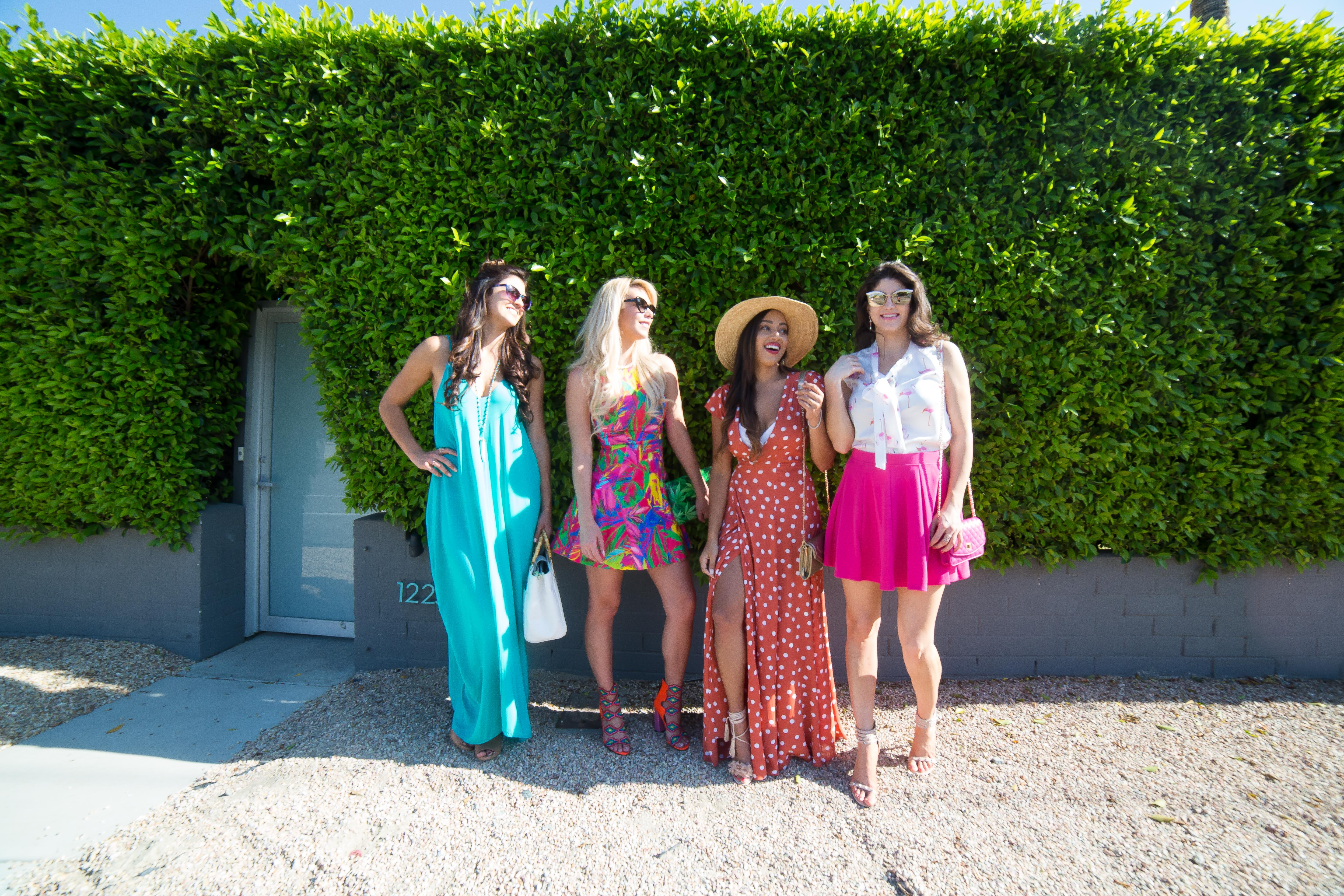 Palm Springs Girls Weekend
