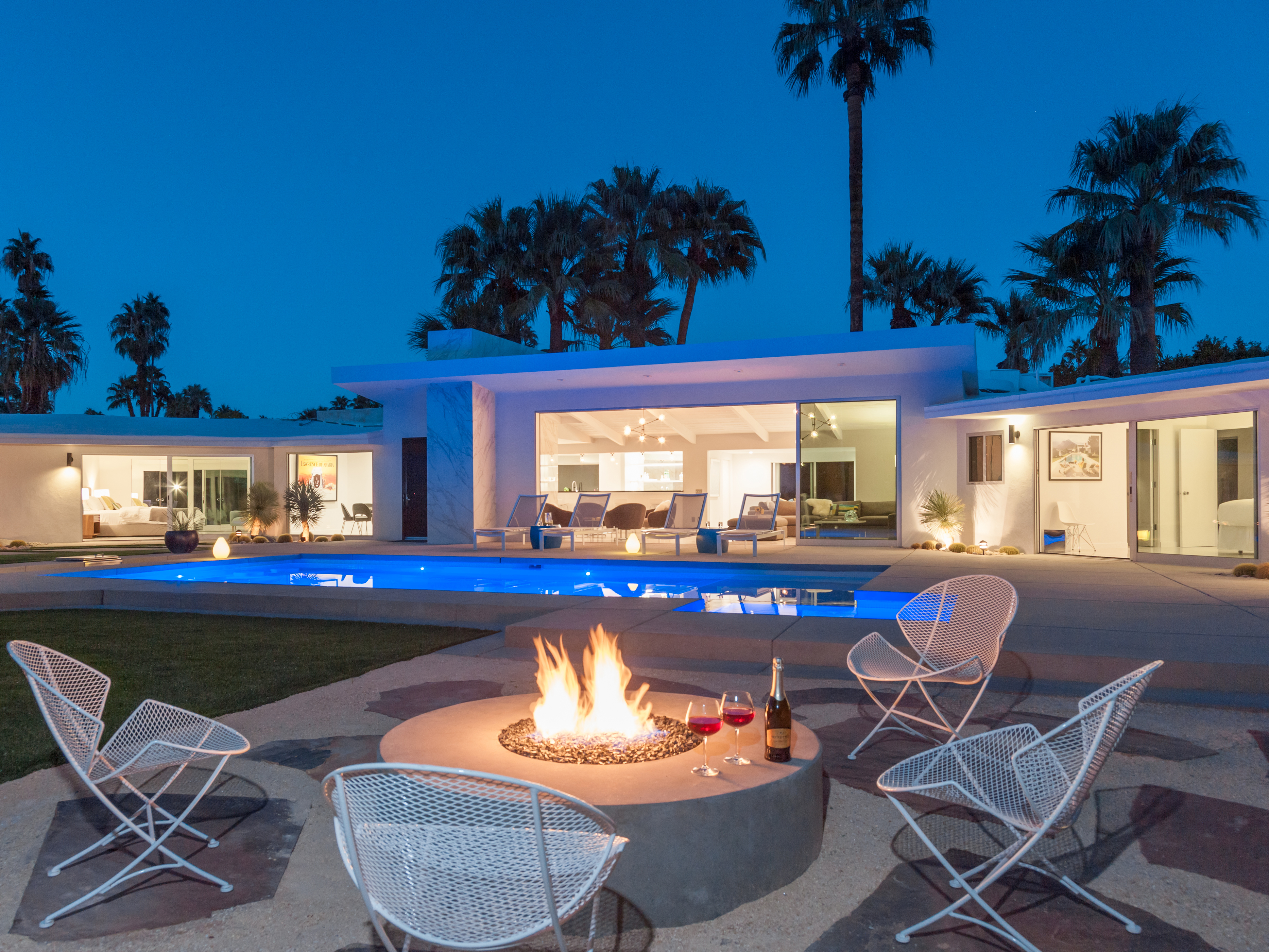 Best Vacation Home Rentals Palm Springs