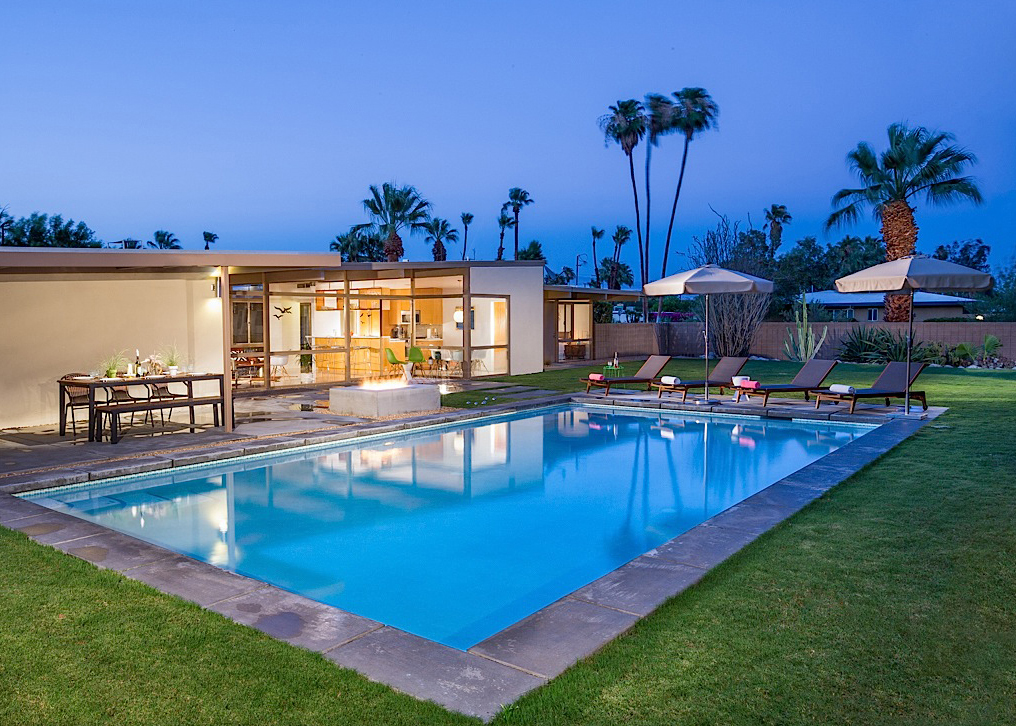 The Wexler Fishbowl - Palm Springs Vacation Rental