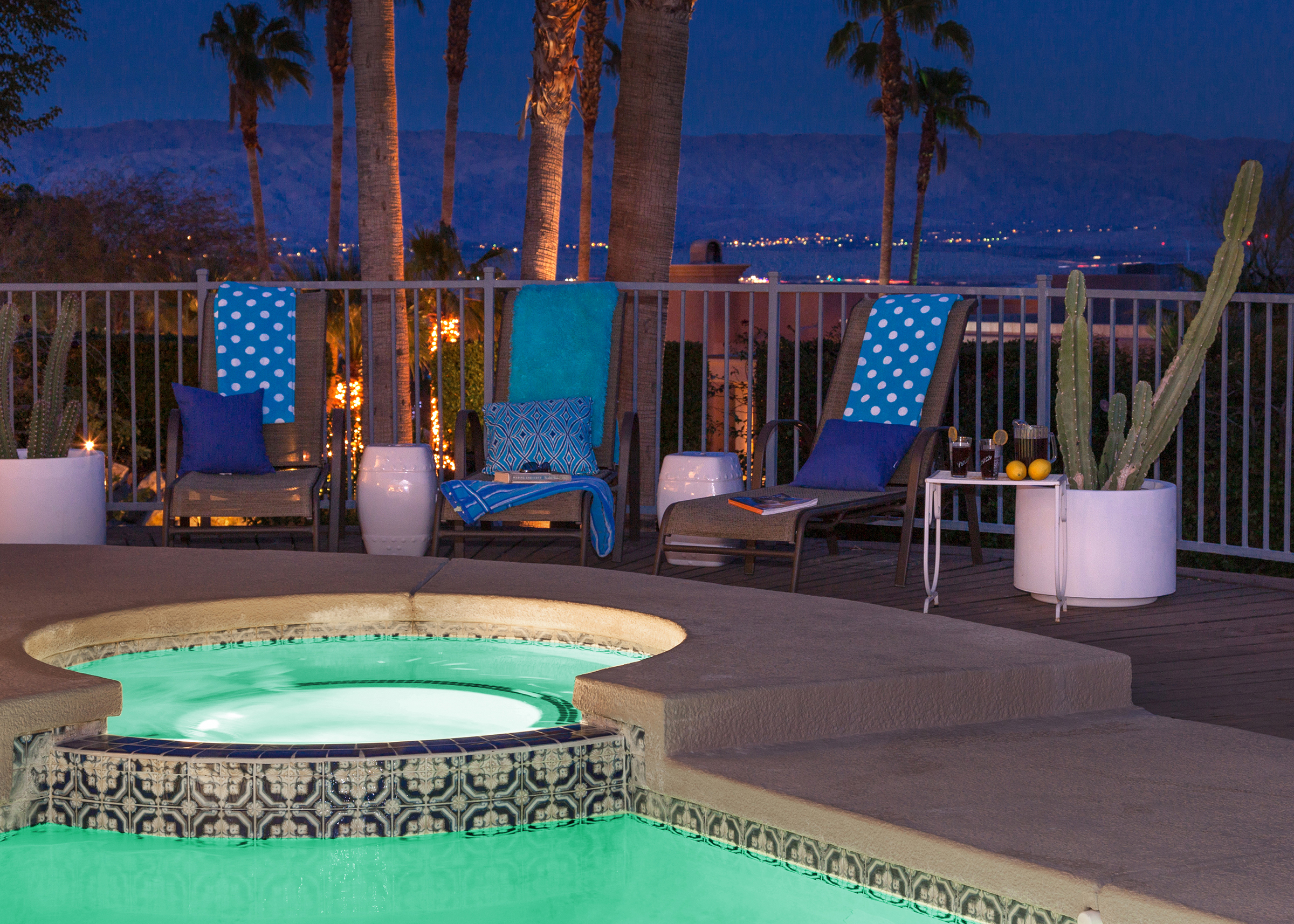 Palm Springs Vacation Home available thru Acme House Company