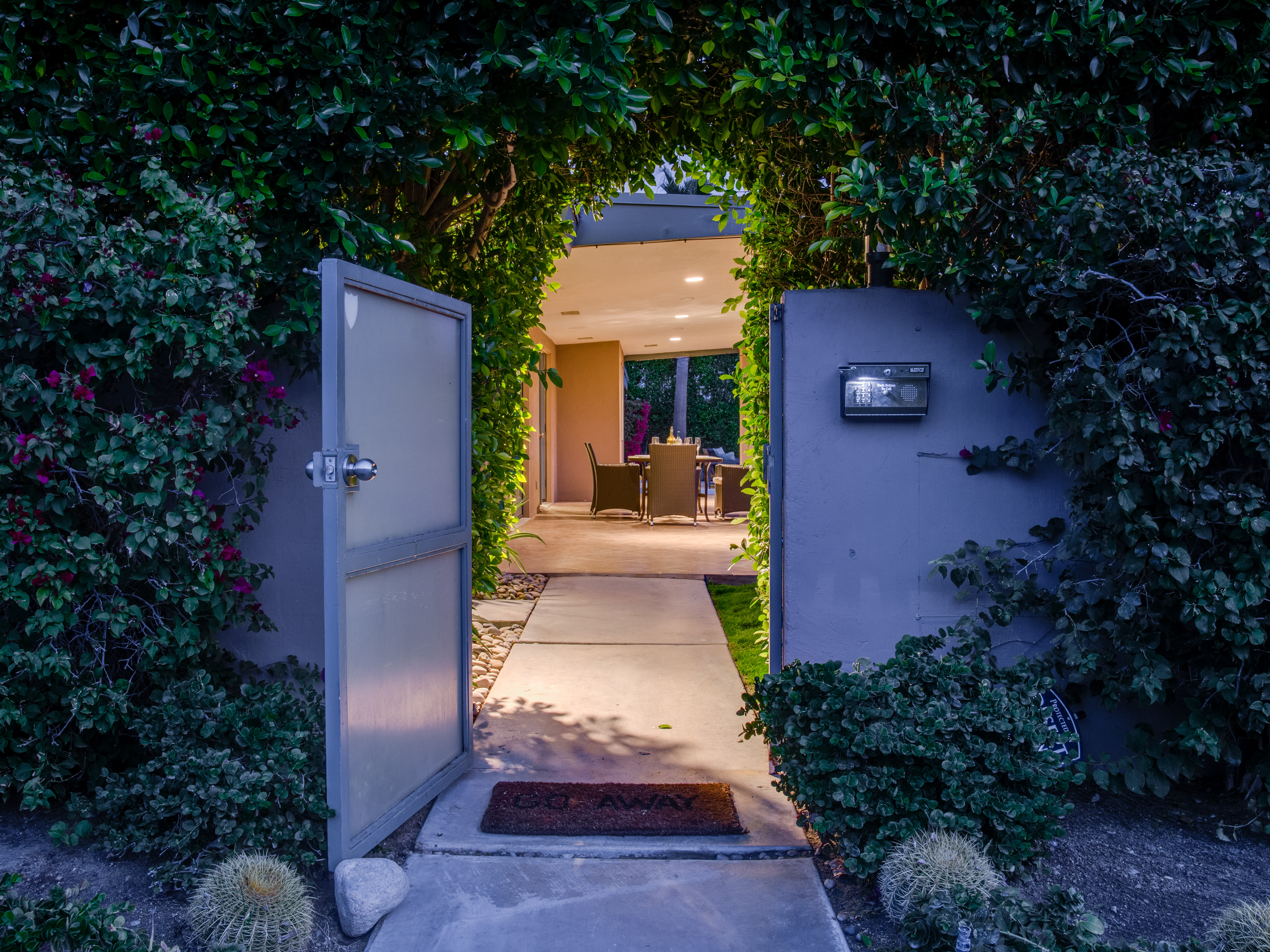 Tranquility Palms - Romantic Palm Springs Vacation Home Rental - Acme House Company