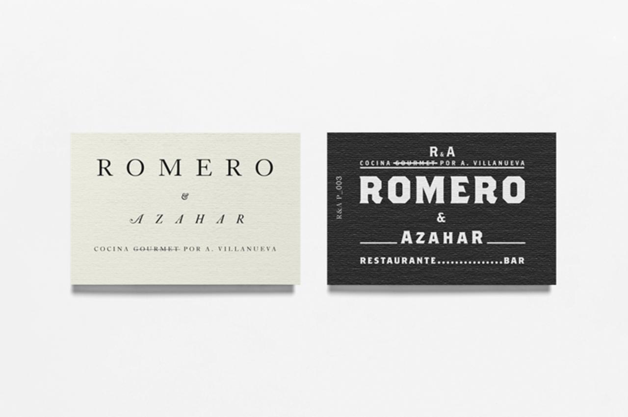 Anagrama Archives: Romero & Azahar