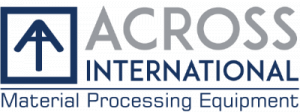 Across International Material Processing Equipment logo