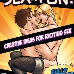 Sex Is Fun! by Kidder Kapers