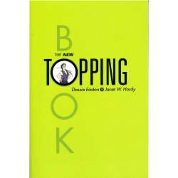 the new topping book cover art