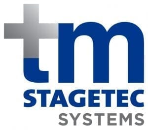 tm stagetec systems logo