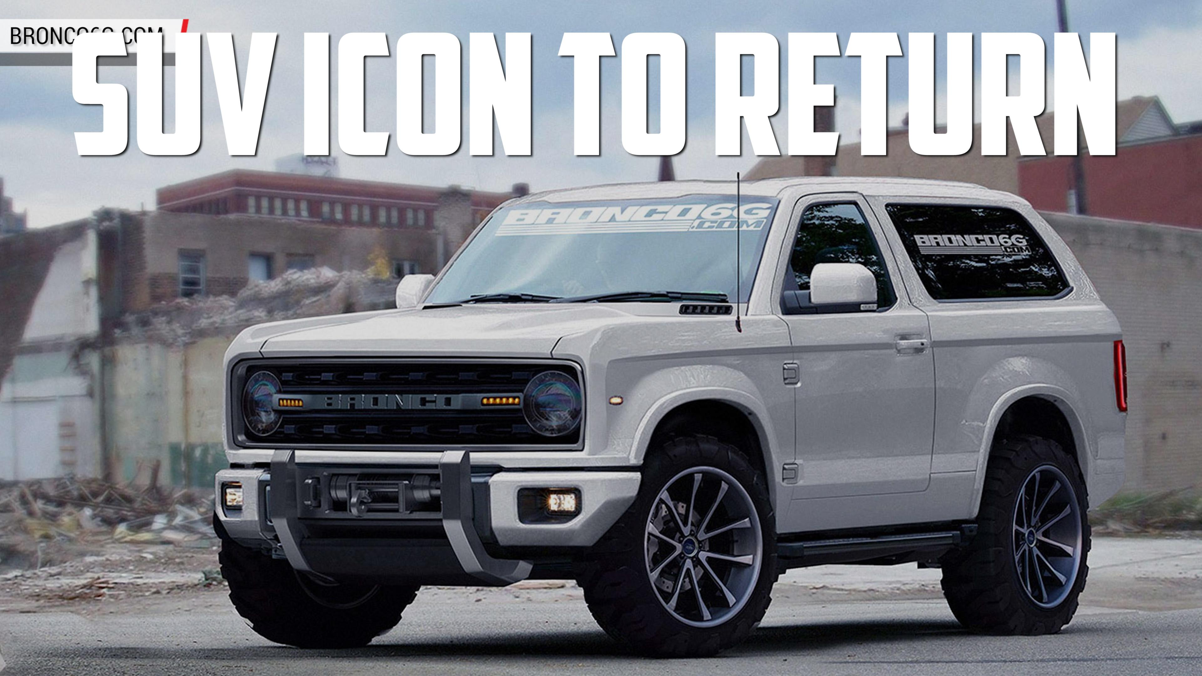 2016 Ford Bronco >> 2020 Ford Bronco Here S Everything We Know Boss Auto Sales