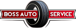 Boss Auto Service : Your auto repair Oshawa mechanic shop! Logo