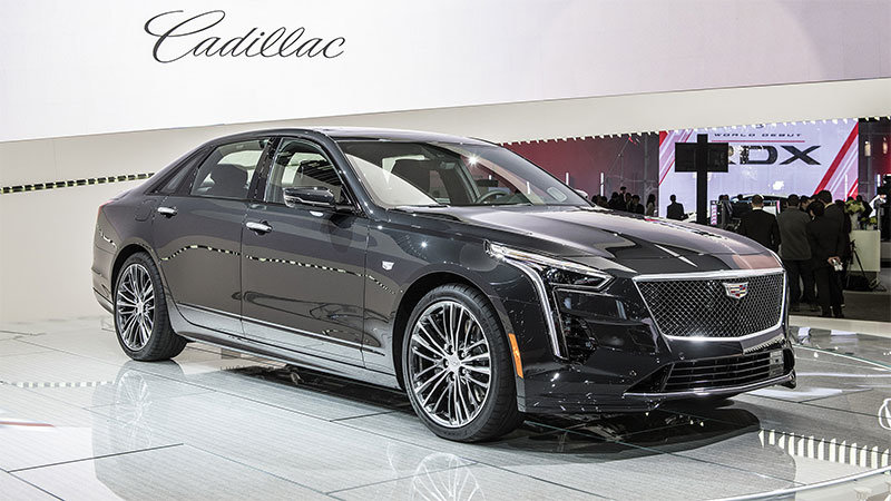 Cadillac is doing a 'second installment' of the CT6-V for $92,790