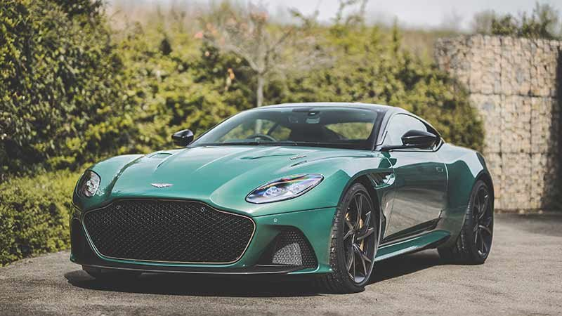 Aston Martin DBS 59 special edition honors a famed victory at Le Mans