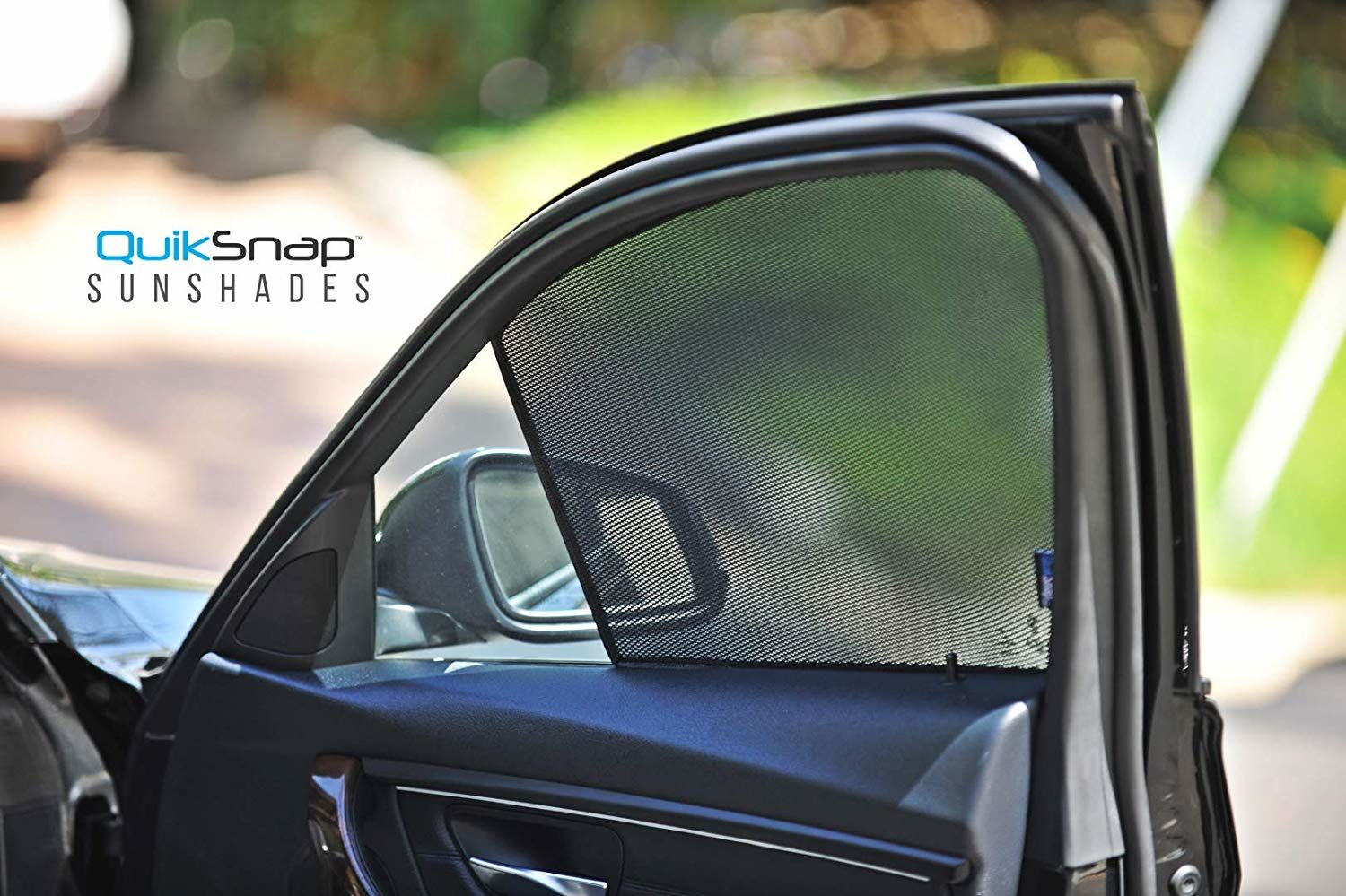 Prepare yourself for the summer with these great car window shades