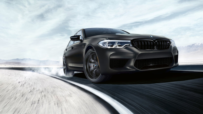 2020 BMW M5 Edition 35 Years revealed