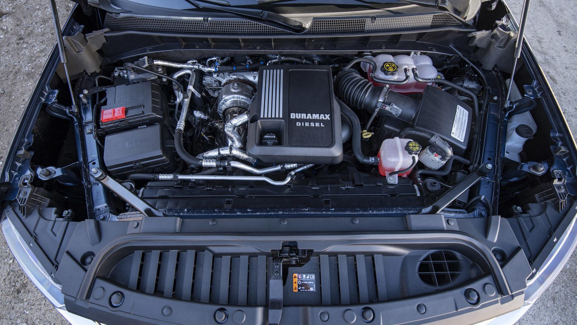 2020 Chevrolet Silverado 1500 Duramax First Drive Review   Impressions, specs, photos