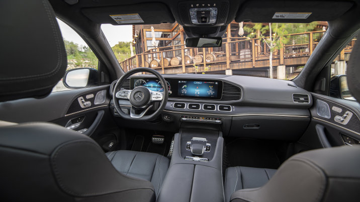 2020 Mercedes-Benz GLS-Class First Drive Review   What's new, specs and driving impressions
