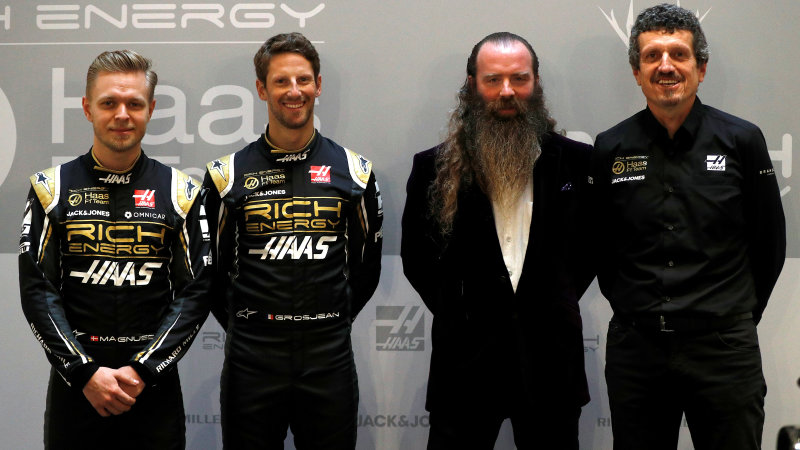 Rich Energy, the controversial drink company, drops Hass F1 team
