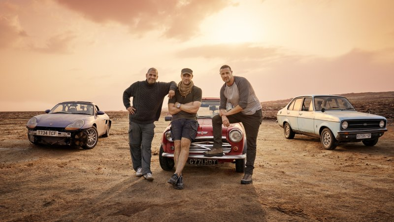 New Top Gear season kicks off, so here's what episode 1 was like