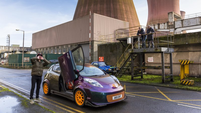 'Top Gear' episode 2 recap | Bring on the electric cars