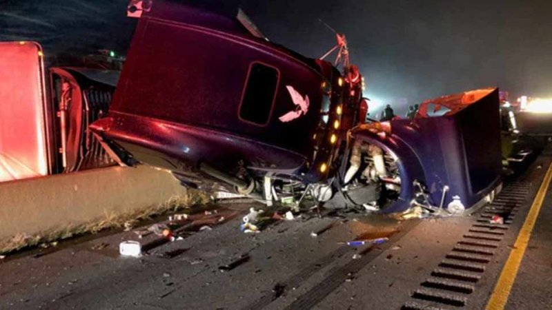 Nutella — 44,000 pounds of it —spills in Indiana truck crash