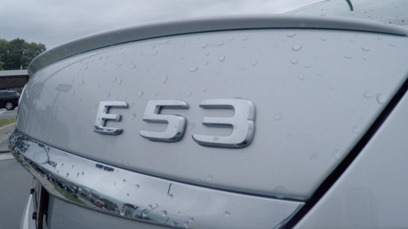 2019 Mercedes-AMG E 53 exhaust note video