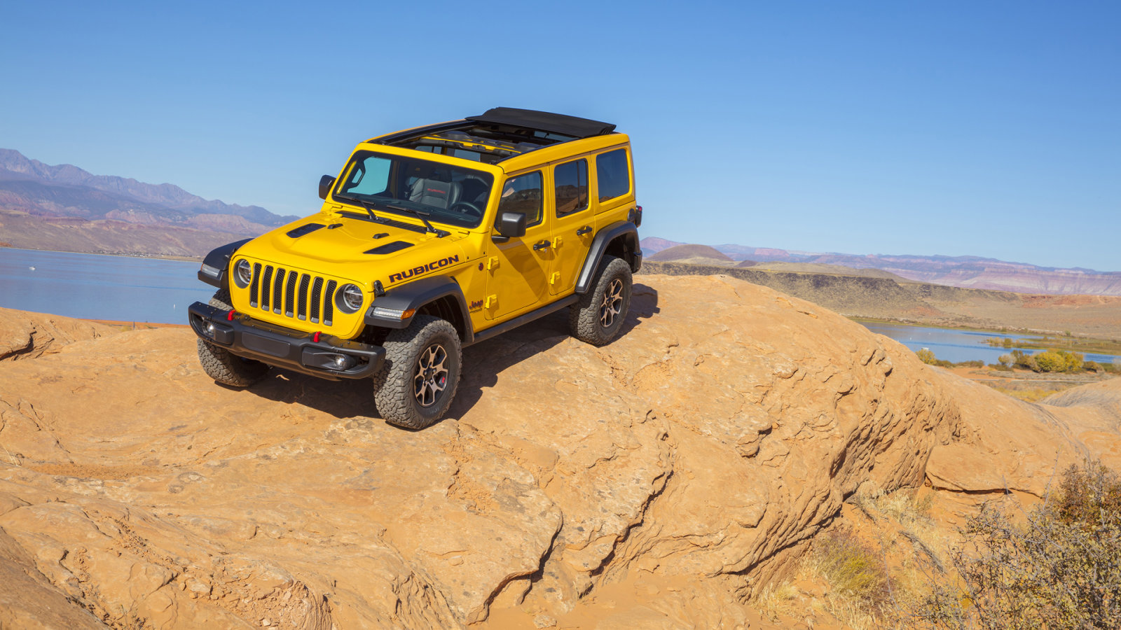 2020 Jeep Wrangler Unlimited EcoDiesel First Drive Review | Fuel economy, range, off-roading