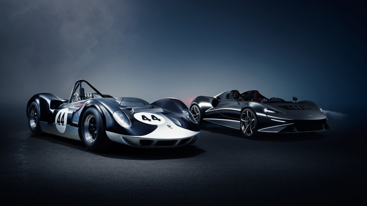 McLaren Elva revealed with 800 horsepower, no windows or roof