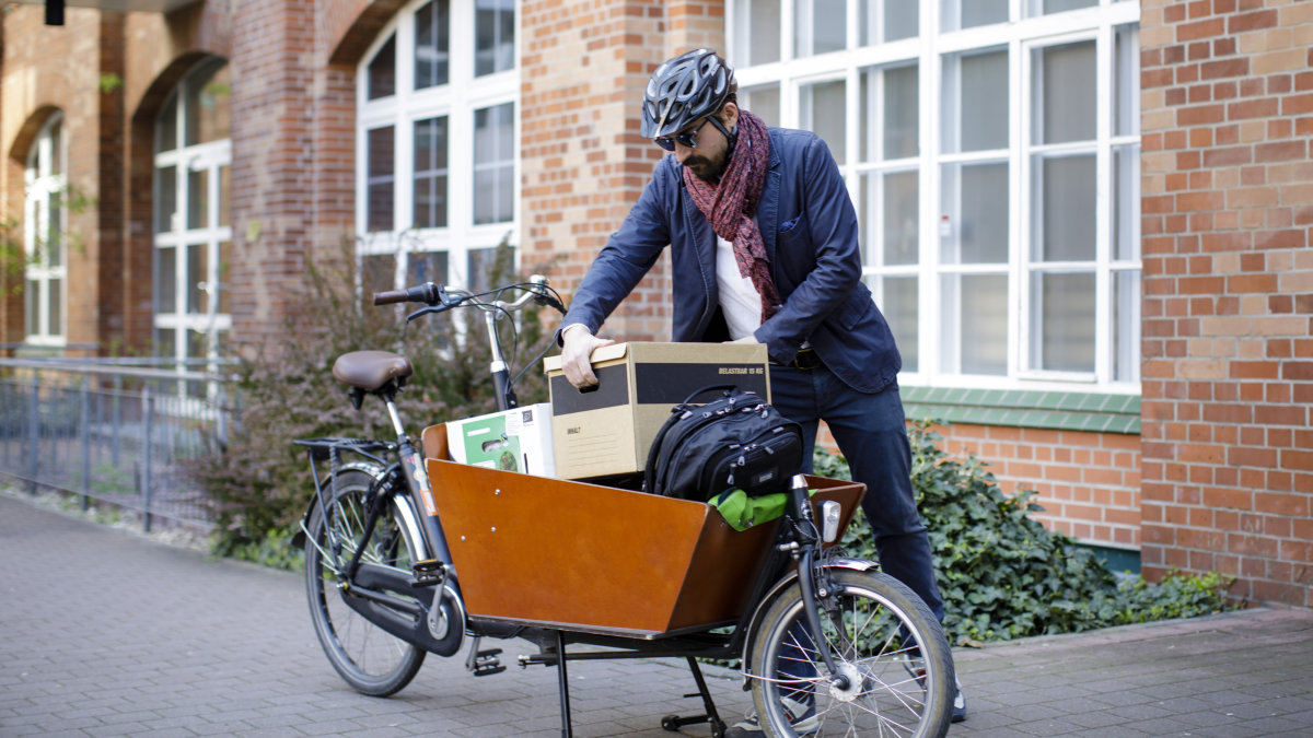 Gig economy jobs you can do using your bike