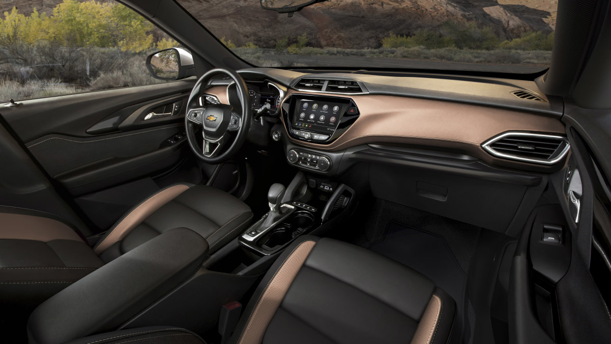 2021 Chevy Trailblazer trims, details revealed at LA Auto Show