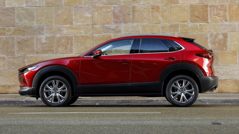 2020 Mazda CX-30 First Drive Review   Specs, driving impressions, photos