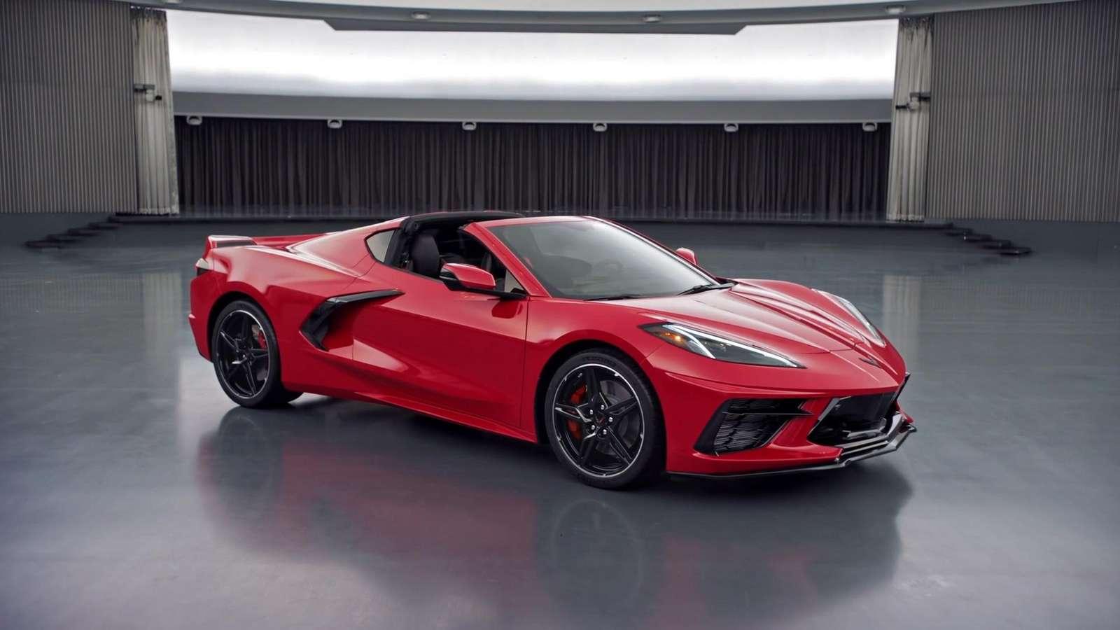 C8 Chevrolet Corvette serial number 001 sells for $3 million