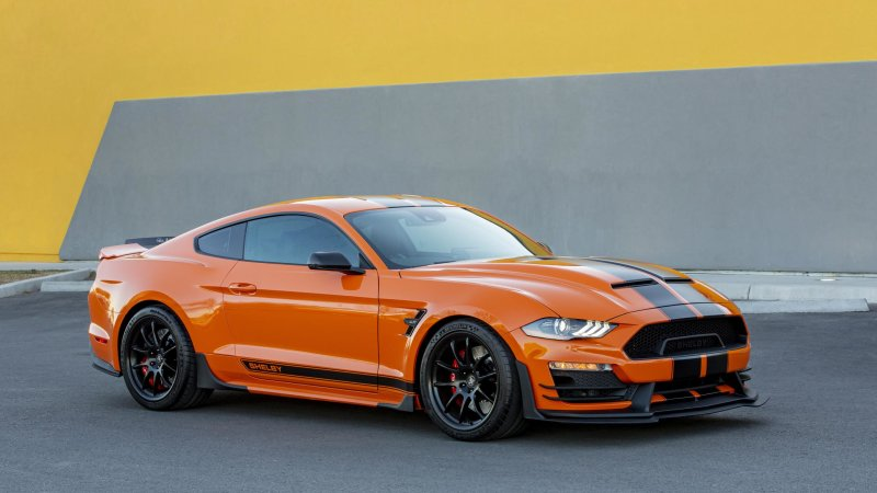 Shelby Signature Series Mustang a more refined spin on the Super Snake