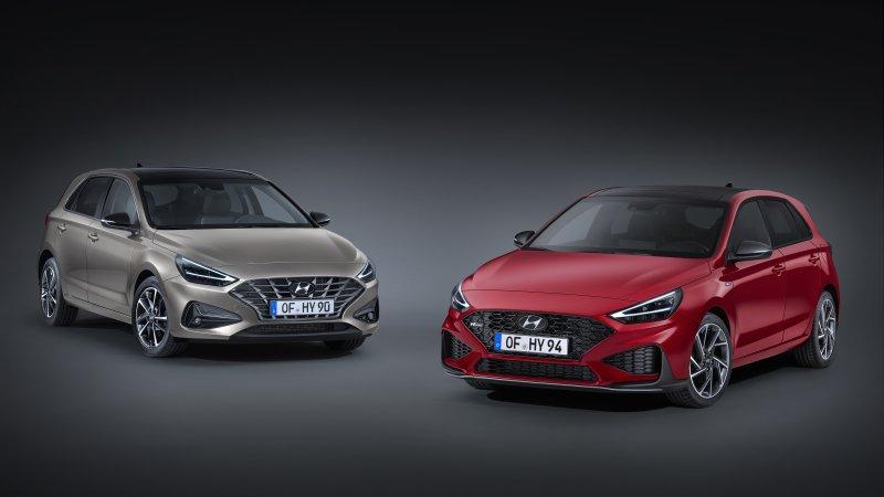 2021 Hyundai Elantra GT and i30 revealed ahead of Geneva