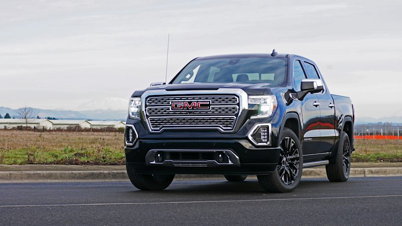 2020 GMC Sierra gets pricing, packages, trims detailed