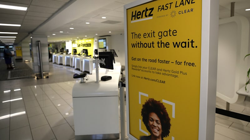 Hertz files for Chapter 11 bankruptcy protection