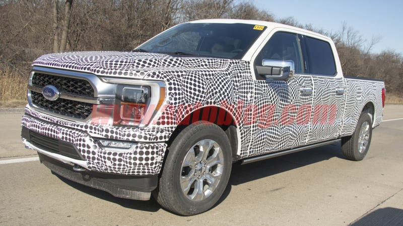 2021 Ford F-150 could get an on-board generator