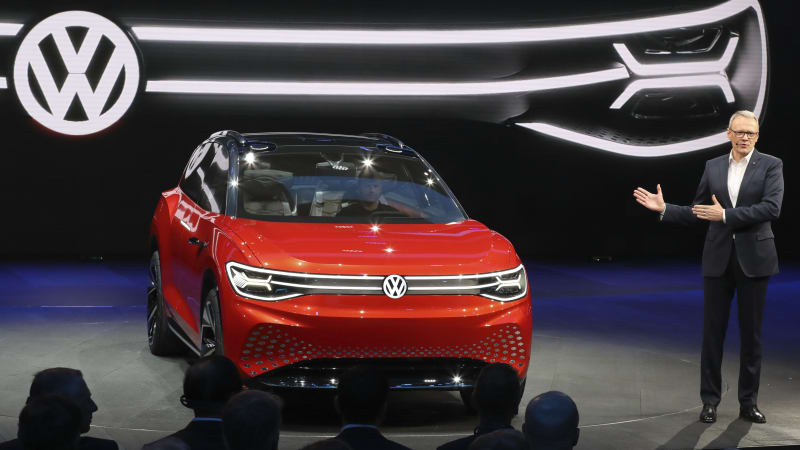 VW spending $2.2 billion to expand in China's electric car market