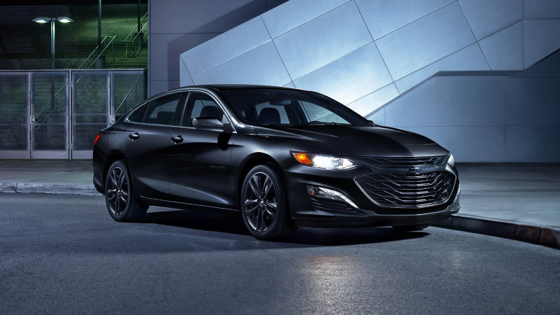 2021 Chevy Malibu will get a new special edition Sport Package