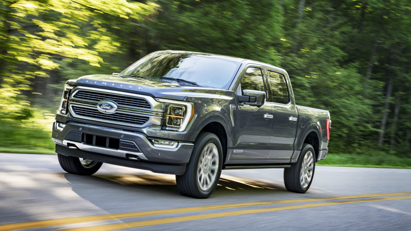 2021 Ford F-150 Pricing and Trim Levels